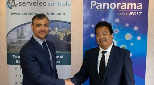 Servelec Controls becomes Codra Approved Integration Partner for Panorama Software
