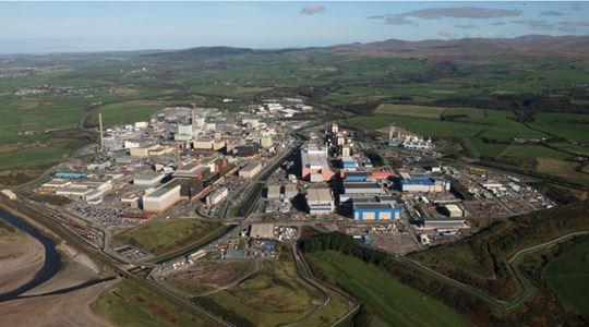 Sellafield SMF declared 'ready for action'