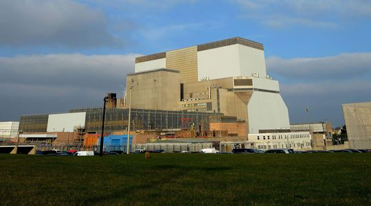 EDF Hinkley B AIC SCADA Replacement